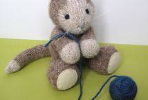 Animals to knit