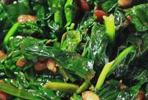 Green leafy vegatables