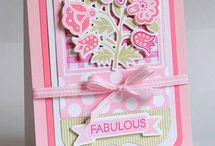Cards Fancy Folk Art / by Emily Hyvl