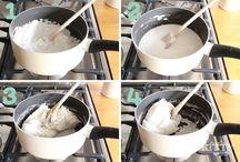 Pasta con bicarbonato