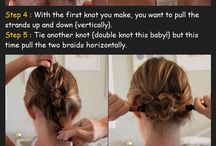 Hair - up dos  / by Jenessa Garcia