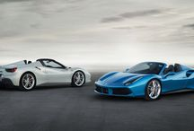 FERRARI 488 SPIDER / Ferrari 488 Spider Extreme Performance, has just introduced a variant 488 Spider at the Frankfurt International Motor Show 2015