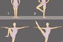 Danse øvelser