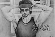 mishal_art / hey guys, here is a collection of my sketches.. I hope you like this plz visit my profile  thank you so much
