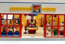 LEGO toy shop