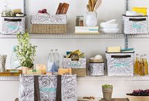 Kitchen & Pantry / by Thirty-One Gifts