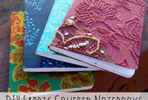 Notebook covers