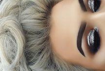 Makeup// Silver Eyeshadow