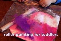 Toddler/ Pre-K fun / by Camille O'Neill