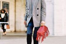 bag red fashion