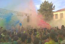Ημέρα των χρωμάτων στην Θεσσαλονίκη