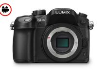 Panasonic Lumix DMC-GH4 4K