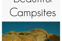 | Campgrounds + Boondocking |