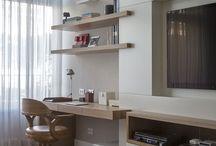 Habitacion con escritorio