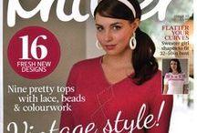 Pletení časopisy
