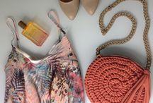 My creations SS17 / Handmade crochet bags