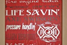 My Firefighter <3 / by Jessica Brogdon