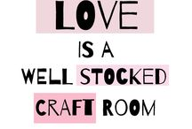 Crafting and me