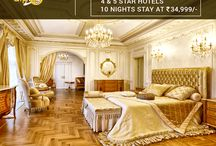 Daffodil Plan - 4 And 5 Star Hotel Packages India