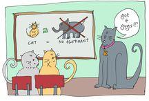 C.A.T. / cartoons of CATs