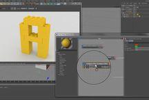 C4dtoA tips & tricks / Arnold render for Cinema 4d Tips & Tricks
