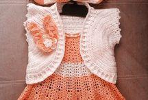 Crochet dresses