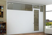 Home Temporary wall