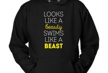 Swimming related