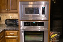 Appliance Installation / Most times, a kitchen remodel calls for updating appliances. Here are some installed by Cabinet Reface Kitchens & Bathrooms - 10029 Perry Dr Overland Park, KS 66212 - (913) 894-8455 - cabinetreface.com/appliance-installation