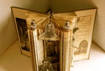 Altered  Books / by Mary Stonehouse