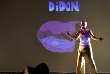 Didon et Énée / Tableau autour du spectacle Didon et Énée, joué du 28 Avril au 6 Mai au Théâtre de la Croix-Rousse.