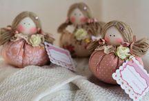 bonecas cheirinho