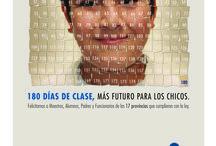 Más futuro para los chicos / El Consejo Publicitario Argentino lanzó una campaña para destacar a aquellos maestros, alumnos, padres y funcionarios que hicieron posible los 180 días de clase.