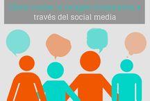 Diseños para redes sociales y blog