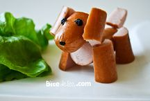 Fun with food / by Shelley Brown