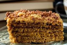 ciasta mało zdrowe ;)