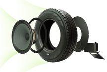 pneus recyclés