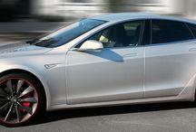 Tesla / Tesla looking just fine with RimPro-Tec (wheel bands )