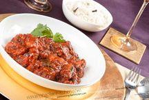 Indian food / by Geetika Khanna