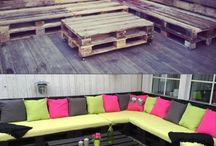 Pallet ideas / Pallets