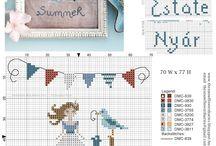 Free cross-stitch pattern