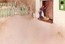 Lisbeth Zwerger 莉絲白.茨威格 / by Huang Chi Yun