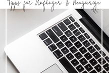 △ Blogging Tips △