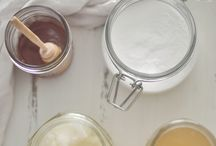 Natural Beauty / Natural & home-made beautifiers