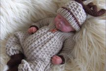 Baby knitting & crochet