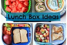 Lunch boxes / by Michele Gummett