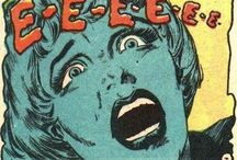 Classic Horror / by Brenda Fitz