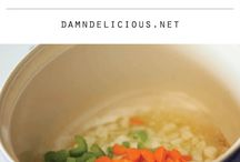 soups / by Jennifer Daly