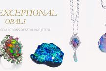 Katherine Jetter Exceptional Opals