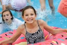 Evening Programs / From talent shows to carnivals, EP's at camp are so much fun!